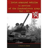 Soviet armoured vehicles in services of the Czechoslovak Army 1943-1951