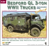 Bedford QL 3-ton Trucks in Detail