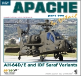 Apache in Detail part 2 - AH-64D/E and IDF Saraf Variant