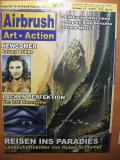 Airbrush Art + Action Heft 3/2002