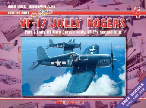 VF-17 Jolly Rogers Part 2. Early US Navy Corsair Units. VF-17 Second Tour