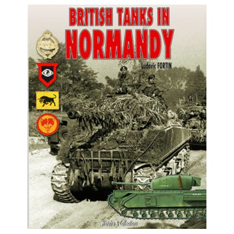 British Tanks in Normandy (GB)