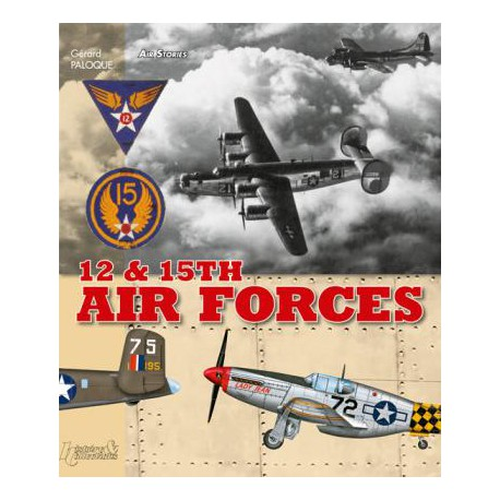 The 12 and 15th Air Force
