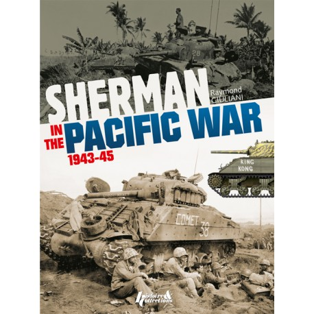 Sherman in the Pacific 1943-1945