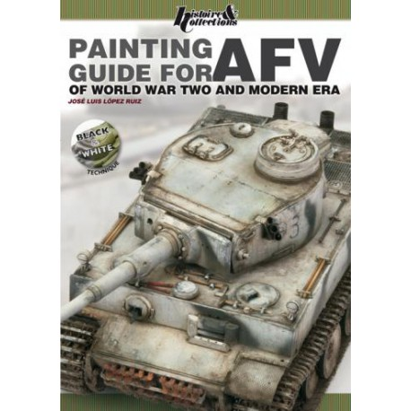 Painting Guide for AFV, Of World War Two and Modern Era