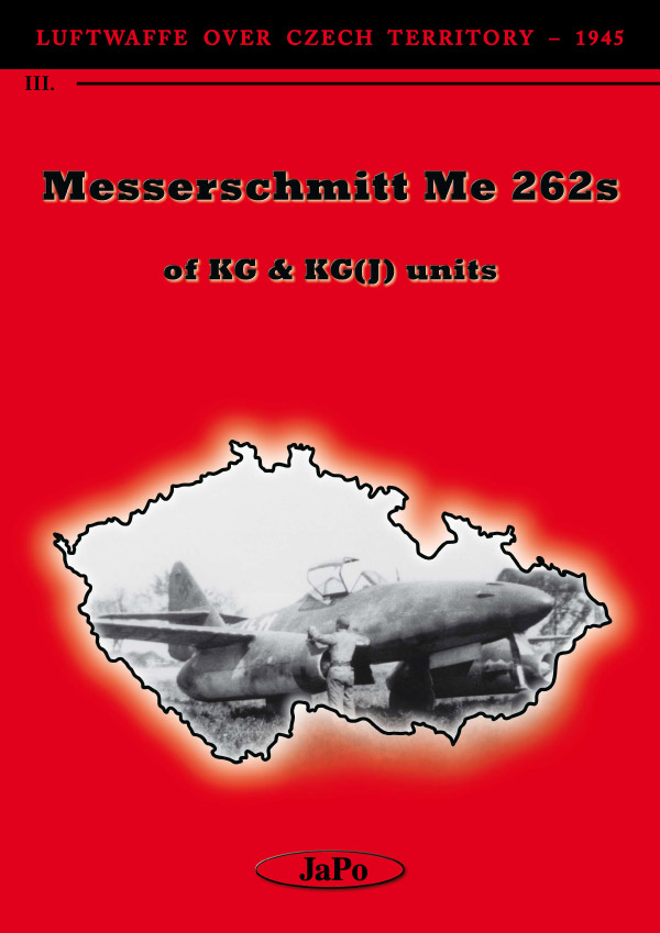 Messerschmitt Me 262s of KG & KG(J) units JAPO