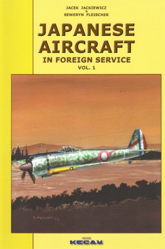 Japanese Aircraft in Foreign Service Vol. 1