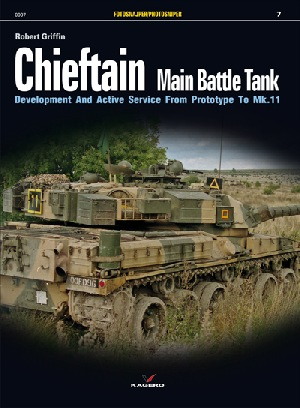 Cheftain Main Battle Tank