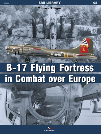 B-17 Flying Fortress in Combat over Europe