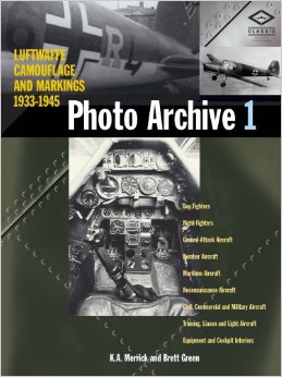 Luftwaffe Camouflage and Markings 1939-45, Photo Archive  1