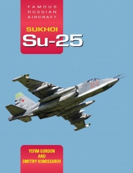 Su-25 Frogfoot ISBN 9781910809402