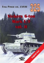 Vickers 6-ton Mark E vol.II