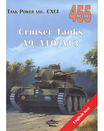 Cruiser Tanks A9/A10/A13