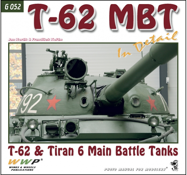 WWP T-62 and Tiran 3/6 MBTs in Detail