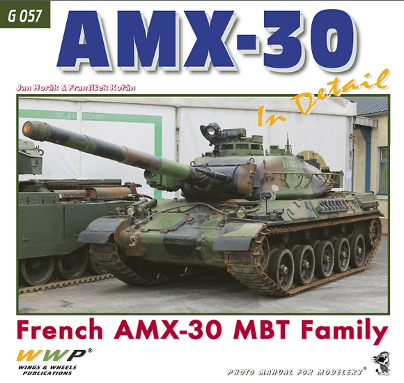 AMX-30 in Detail