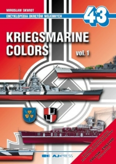 Kriegsmarine colors vol. 1