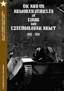 British and American Armored Vehicles in CIABG and CSA 1940-1959