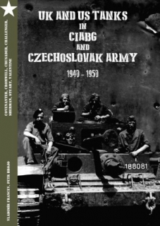 British and American Tanks in CIABG and CSA 1940-1950