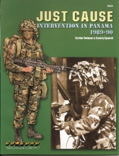 Just Cause Intervention in Panama 1989-90
