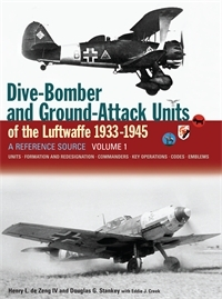 Dive-Bomber and Ground-Attack Units of the Luftwaffe 1933-1945 Vol. 1