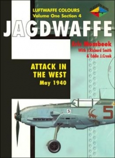 Attack in the West - May 1940, Jagdwaffe Vol. 1 Section 4