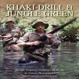 Khaki Drill and Jungle Green