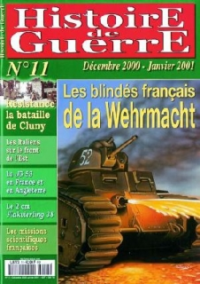 Guerre, Blindes and Materiel 11