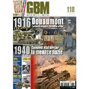 Guerre, Blindes and Materiel 118