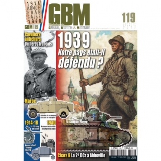 Guerre, Blindes and Materiel 119
