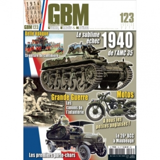 Guerre, Blindes and Materiel 123