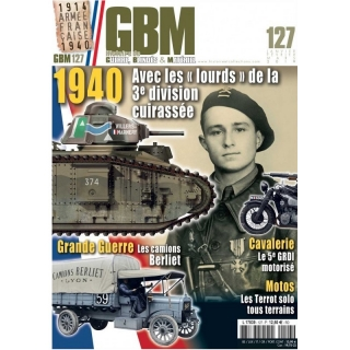 Guerre, Blindes and Materiel 127