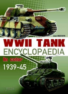 Encyclopaedia of AFVS - Volume 1 : Tanks 1939-1945 (GB)