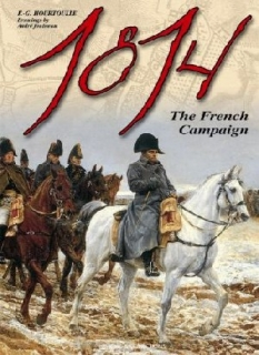 1814 The campaign of France