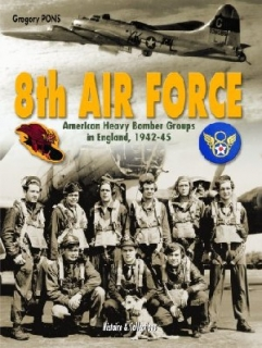8th Air Force American Heavy Bomber Groups in England, 1942-1945