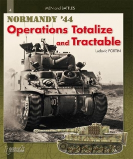 Man and Battles (1) : Operation Totalize