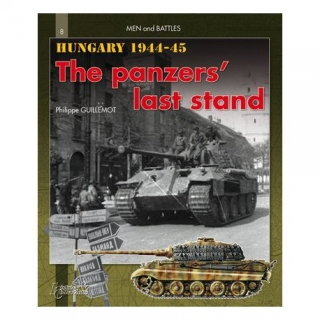 Hungary 1944-1945, The Panzers last stand