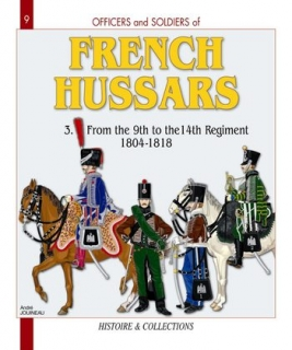 French Hussars 3. 1804-1818
