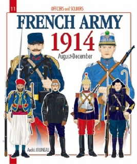 French army 1914 August- December