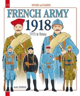 French army 1918, 1915 to Victory