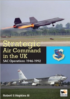 Strategic Air Command in the UK, SAC Operations 1946-1992