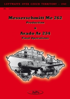 Me 262 production & Ar 234's final operations