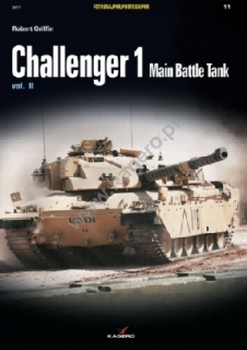 Challenger 1 Main Battle Tank vol.II