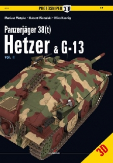 Panzerjager 38 (t) Hetzer and G13 vol. II