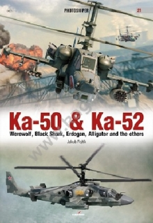 Ka-50 and Ka-52 Werewolf, Black Shark, Erdogan, Aligator