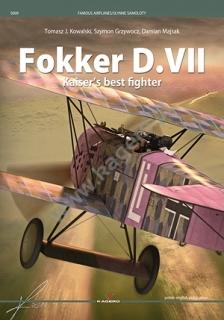 Fokker D.VII Kaiser´s best fighter