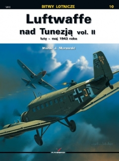 Luftwaffe nad Tunezja vol. II, Luty - may 1943 roku