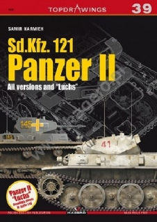 "Sd.Kfz.121 Panzer II, All version and ""Luchs"""