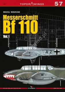 Messerschmitt Bf-110, vol I