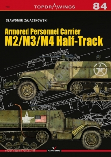 Armored Personnel Carriae M2/M3/M4 Half-Track