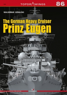 The German Heavy Cruiser Prinz Eugen